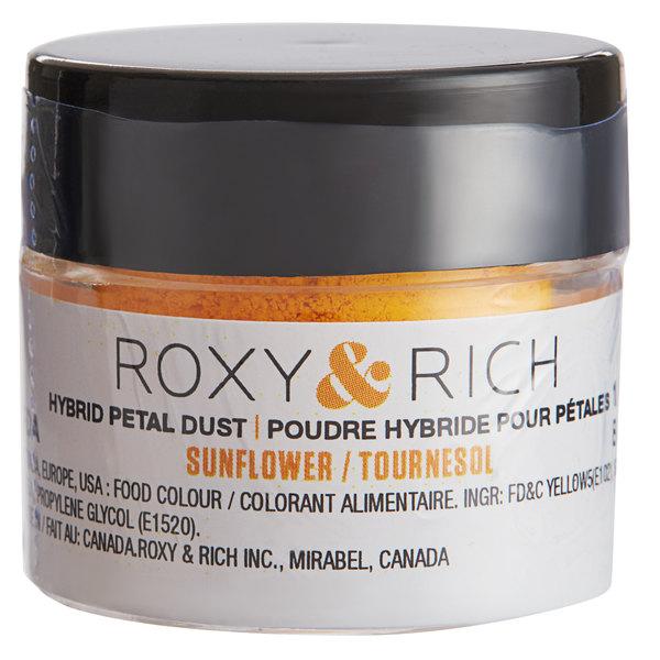 Roxy & Rich 1/4 oz. Sunflower Petal Dust