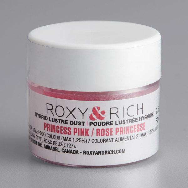 Roxy & Rich 2.5 Gram Princess Pink Lustre Dust