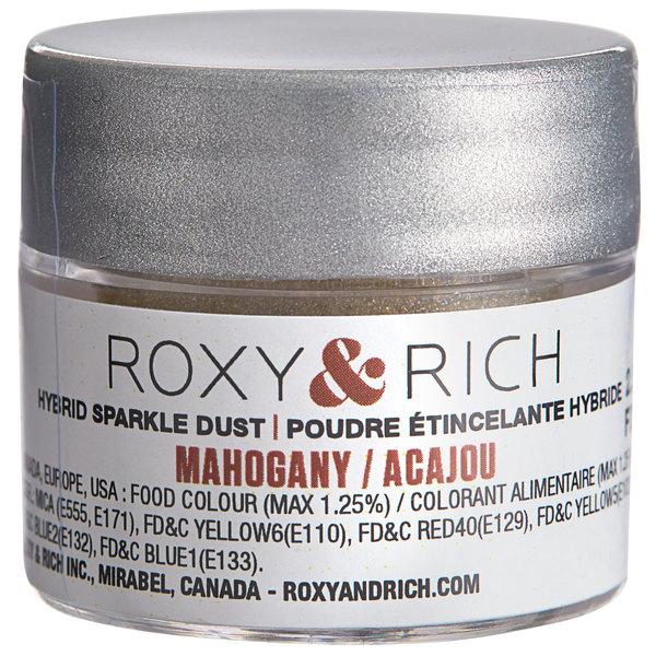 Roxy & Rich 2.5 Gram Mahogany Sparkle Dust