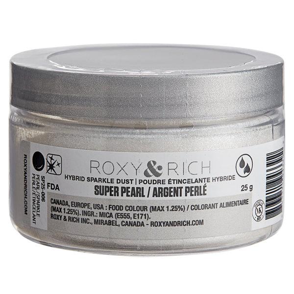 Roxy & Rich 25 Gram Super Pearl Sparkle Dust