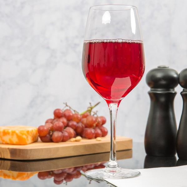 d92ec479f26b Stolzle 2100001T Grand Cuvee 17.5 oz. Red Wine Glass - 6/Pack