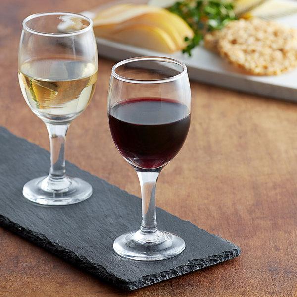 Acopa 3 oz. Wine Tasting / Sherry Glass - 12/Pack Main Image 2
