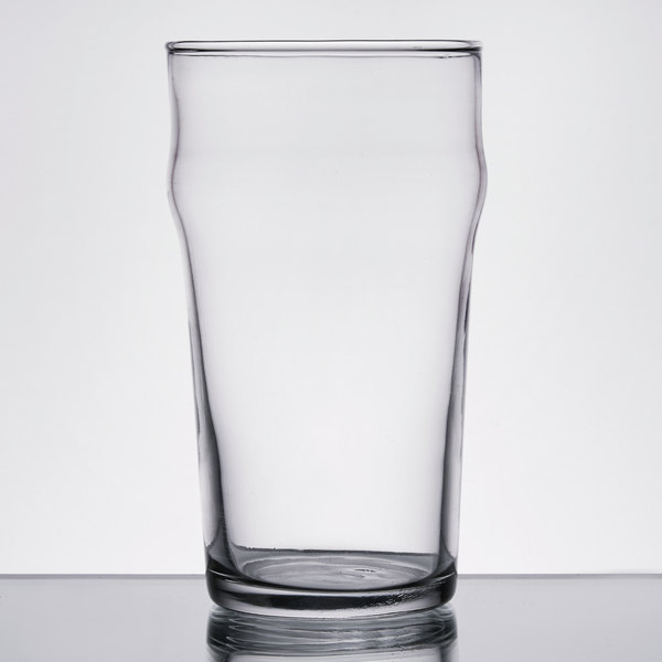 Anchor Hocking 90244 20 oz. English Pub Glass  - 12/Case