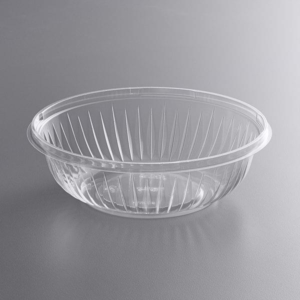 Dart C24B PresentaBowls 24 oz. Clear OPS Plastic Bowl - 252/Case Main Image 1