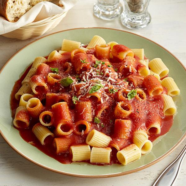 Bella Vista #10 Can Low Sodium Tomato Sauce - 6/Case Main Image 2