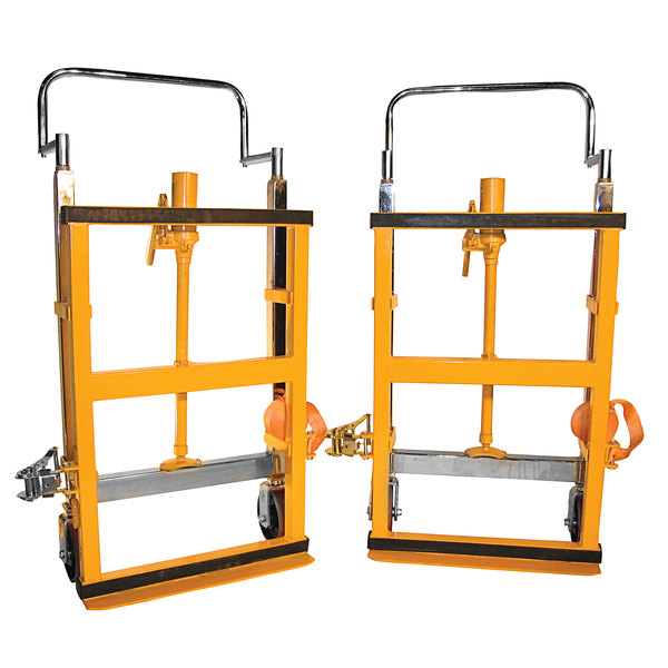 Wesco Industrial Products 272952 Hydraulic Lift Furniture Mover - 3950 lb. Capacity Main Image 1