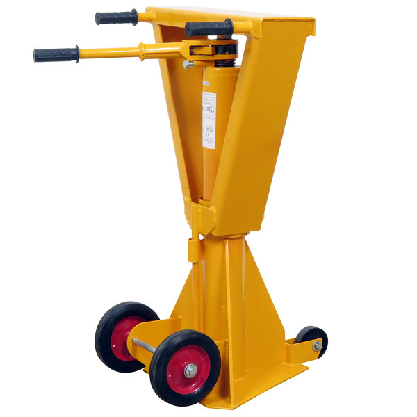 Wesco Industrial Products 272956 100,000 lb. Trailer Stabilizing Jack with 50,000 lb. Lifting Capacity Main Image 1