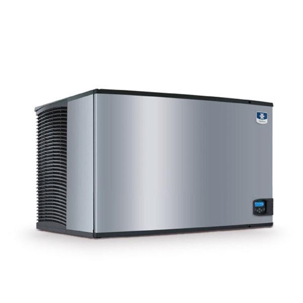 Manitowoc ID-1402A Indigo Series 48 inch Air Cooled Full Size Cube Ice Machine - 1500 lb.