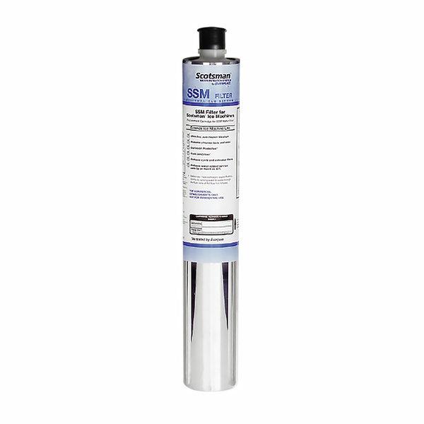 Scotsman SSMRC1 SSM Plus Single Ice Machine Water Filter for SSM1-P, SSM2-P, and SSM3-P - 0.5 Micron Main Image 1