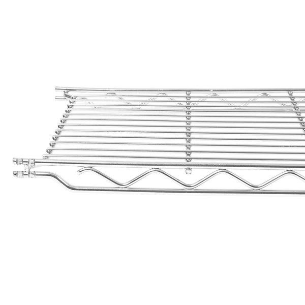 "Metro 1260C 12"" x 60"" Erecta Chrome Wire Shelf"
