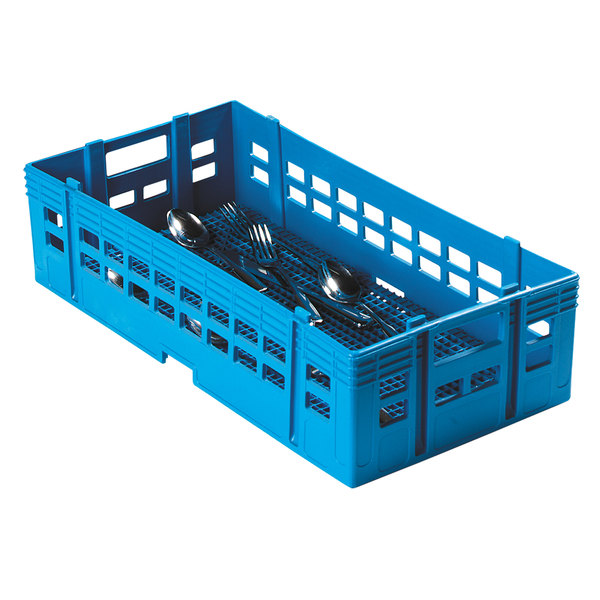 Carlisle OptiClean C13514 Half Size Stack-All Open Rack