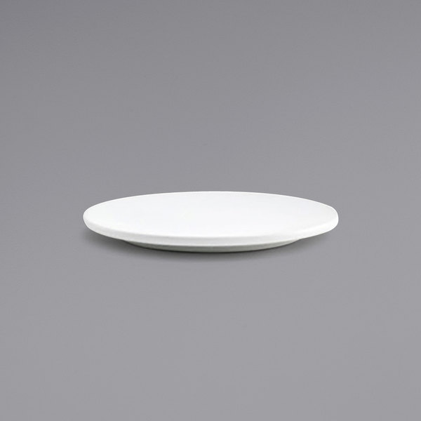 Gourmet White Dining Plate Flat Porcelain for kitchen us budget