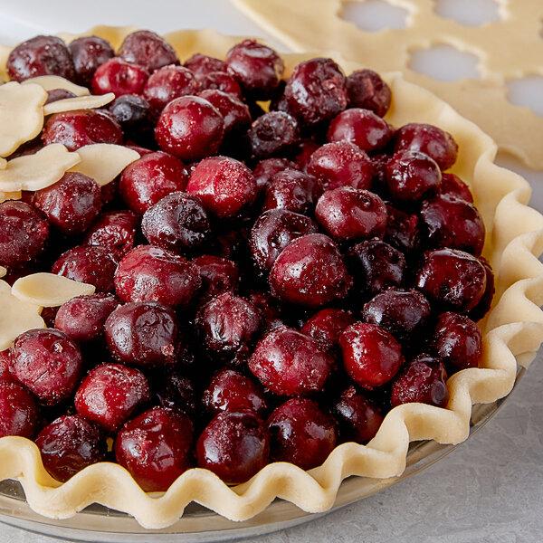 26.5 lb. IQF Dark Sweet Pitted Cherries Main Image 2
