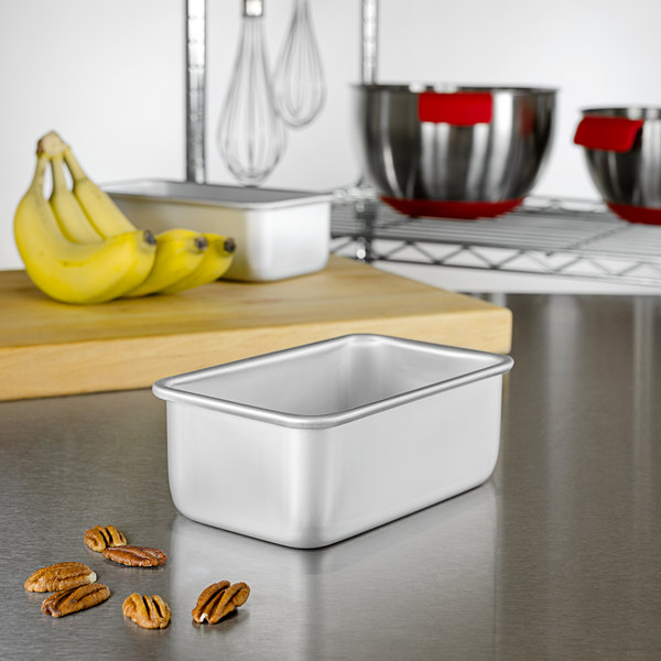 Mini Baking Pans.. Thick Aluminum Loaf Pans New 30 Pack, 8 x 4 Inches 2 Lb