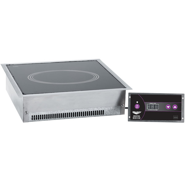 Vollrath 69521 Drop-In Induction Cooker - 208/240V