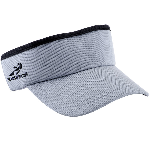2ff2ee0fc13bf Gray Headsweats Customizable CoolMax Chef Visor. Main Picture. Image  Preview. Image Preview. Image Preview. Image Preview