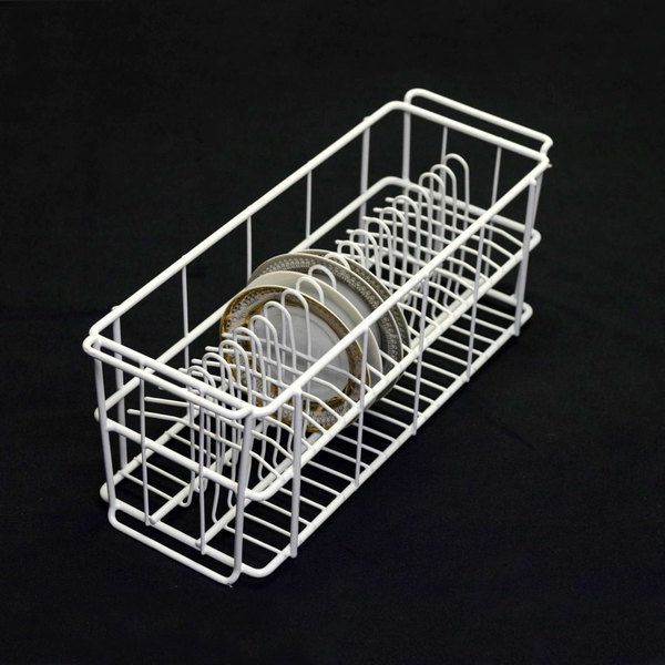 "10 Strawberry Street BB20 20 Compartment Catering Plate Rack for 7"" Bread & Butter Plates - Wash, Store, Transport"