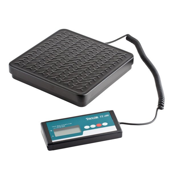 Digital Indicators With Remote Read : Taylor te lb digital receiving scale with remote