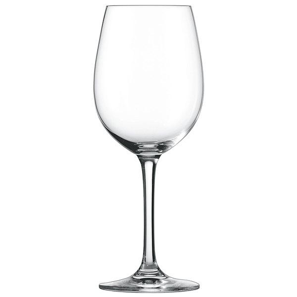 Schott Zwiesel 0003.106220 Classico 18.4 oz. Wine Glass / Water Goblet - 6/Case Main Image 1