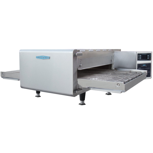 "TurboChef HCW-9500-6-V 48"" High h Ventless Conveyor Oven - 50/50 Split Belt, 208/240V, 3 Phase Main Image 1"