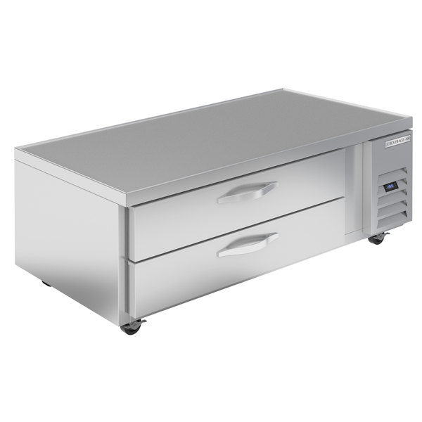 """Beverage-Air WTFCS60HC 2 Drawer 60"""" Freezer Chef Base Main Image 1"""