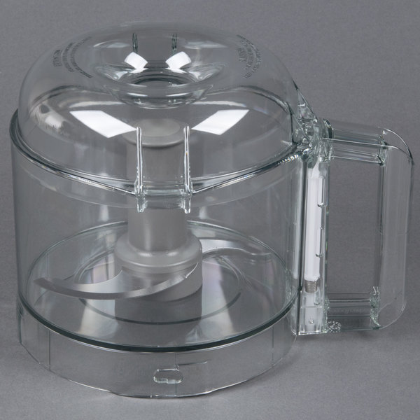 Robot Coupe 27271 Clear 3 Qt. Cutter Bowl Kit Main Image 1