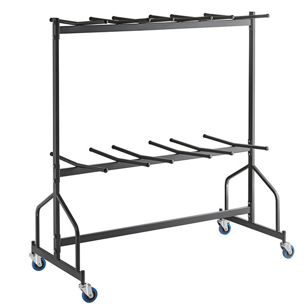 Lancaster Table & Seating Folding Chair Dolly--84 Chair Capacity Main Image 1