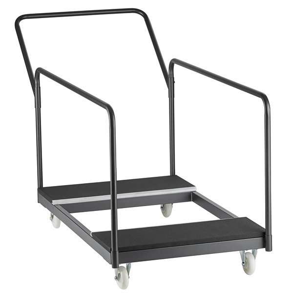 Lancaster Table & Seating Multi-Purpose Folding Table Dolly--8 Table Capacity Main Image 1