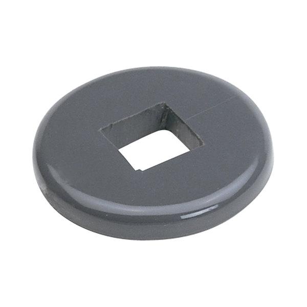 "Cambro CPMDB000 3 1/2"" Donut Bumper for Cambro Camshelving Premium Mobile Shelving Casters"