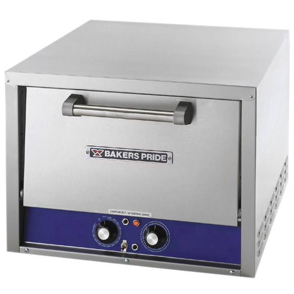 Bakers Pride P-18S Electric Countertop Pizza / Deck Oven - 120V