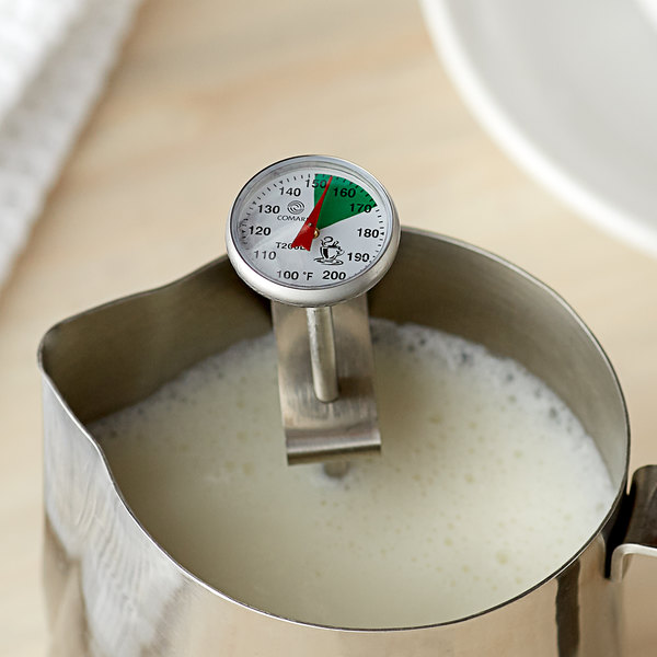 """Comark T200L 5"""" Hot Beverage and Frothing Thermometer, 100 to 200 Degrees Fahrenheit Main Image 3"""