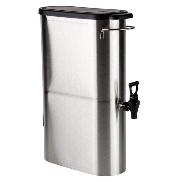 Bunn 39600.0001 TDO-N-3.5 3.5 Gallon Narrow Iced Tea Dispenser Main Image 1