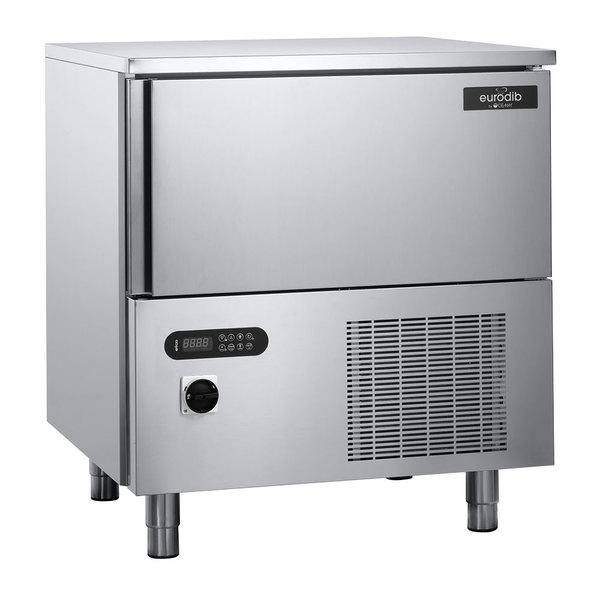 "Eurodib BCB05US 38"" Stainless Steel Blast Chiller / Freezer Main Image 1"