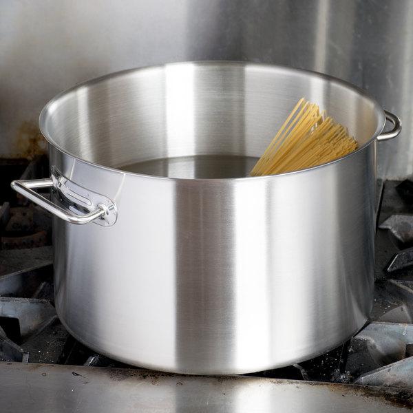 Vollrath 47734 Intrigue 24 Qt. Sauce Pot