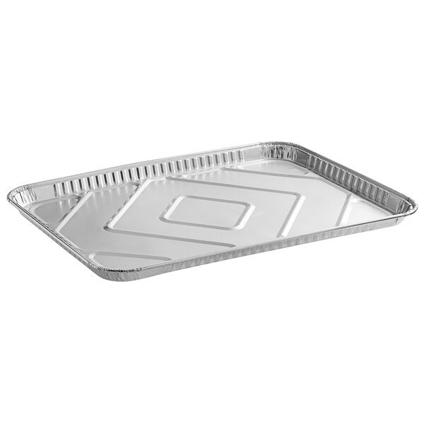 Baker's Mark Full Size sheet Foil Cake Pan - 25/Case