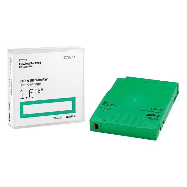 "Hewlett-Packard C7974A 1/2"" Ultrium LTO-4 Data Cartridge Main Image 1"