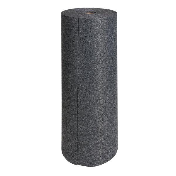 "Hospeco ASSG34100G SureGrip 34"" x 100' Absorbent Adhesive Floor Mat Main Image 1"