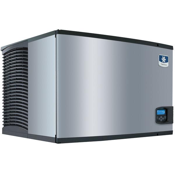 "Manitowoc ID-0696N Indigo Series 30"" Remote Condenser Full Size Cube Ice Machine - 612 lb."