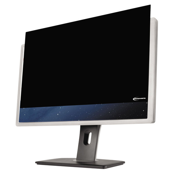 """Innovera IVRBLF185W Blackout Privacy Filter for 18 1/2"""" 16:9 Widescreen LCD Monitors Main Image 1"""