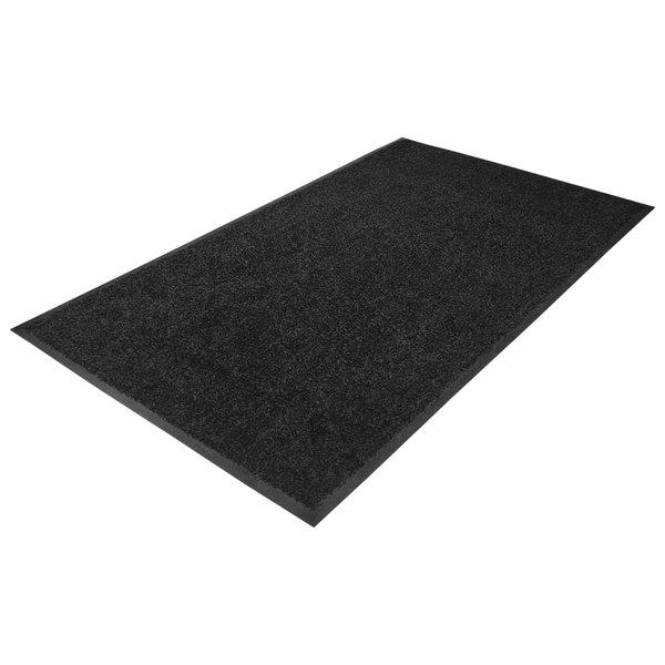 """Guardian 94030535 Platinum Series 36"""" x 60"""" Black Indoor Wiper Mat"""