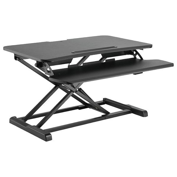 "Alera ALEAEWR3B AdaptivErgo WorkRise Adjustable Stand Up Desk - 31 1/2"" x 26 1/8"" Main Image 1"