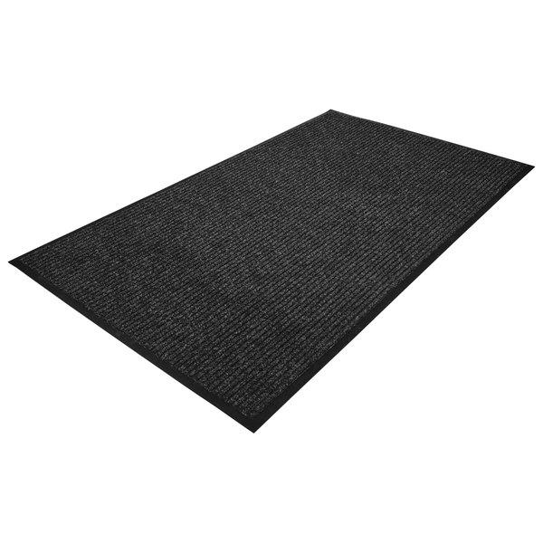"""Guardian 64030530 Golden Series 36"""" x 60"""" Charcoal Indoor Wiper Mat"""