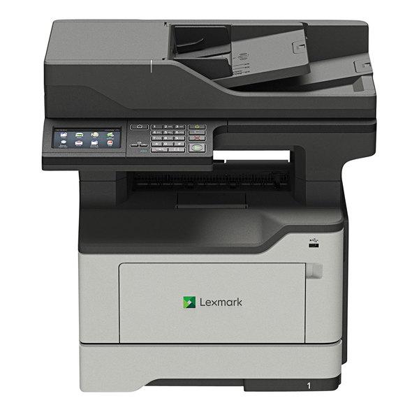 Lexmark 36S0800 MX521DE Multifunction Monochrome Laser Printer with Touchscreen Main Image 1