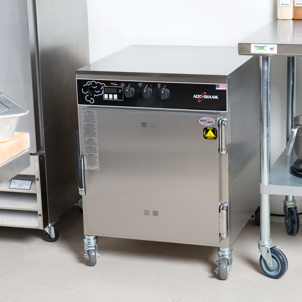 Alto-Shaam 767-SK Undercounter Cook and Hold Smoker Oven with Simple Controls - 208/240V