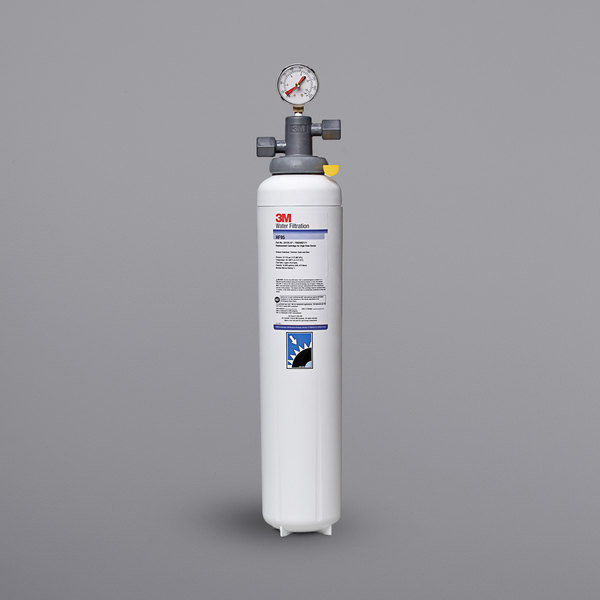 3M Water Filtration Products BEV195 High Flow Series Water Filtration System - 3 Micron Rating and 5 GPM Main Image 1