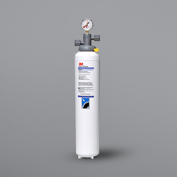 3M Water Filtration Products ICE195-S High Flow Series Water Filtration System - 3 Micron Rating and 5 GPM Main Image 1