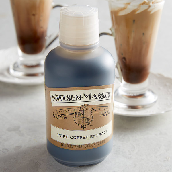 Nielsen-Massey 18 oz. Pure Coffee Extract
