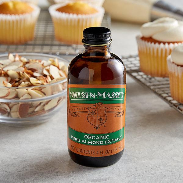 Nielsen-Massey 4 oz. Pure Organic Almond Extract Main Image 2