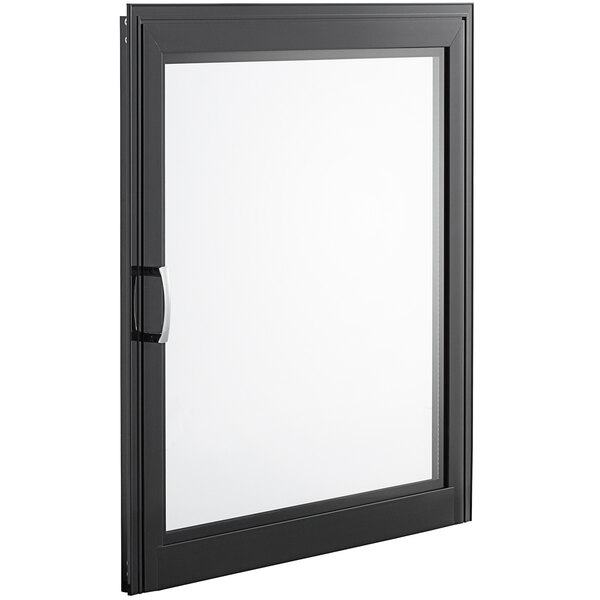 Avantco 19350903 Black Left Door for BC-48-HC and BCD-48 Main Image 1