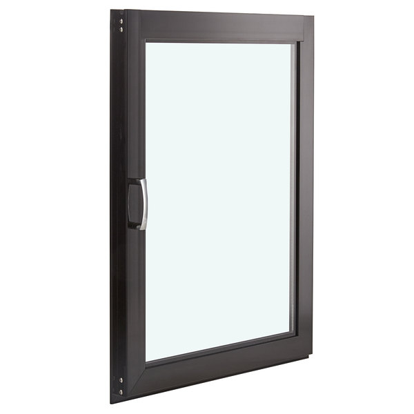 Avantco 19351251 Black Left Door for BC-72-HC and BCD-72 Main Image 1